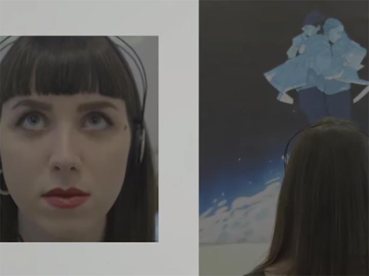 Coma Gallery: il nuovo album di Coma Cose diventa arte