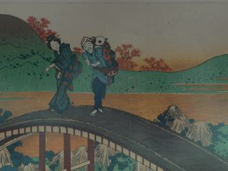 Hokusai, Hiroshige e Hasui in mostra a Torino