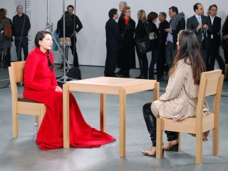 Anteprima Art Night: Marina Abramovic. The artist is present