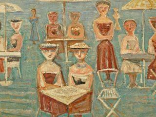 Anteprima Art Night: Massimo Campigli e Erwin Blumenfeld