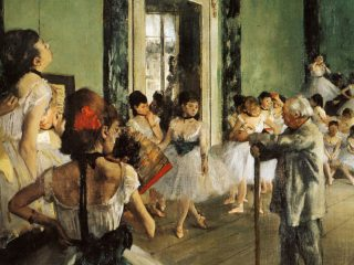 Anteprima Art Night: Degas. Il corpo nudo