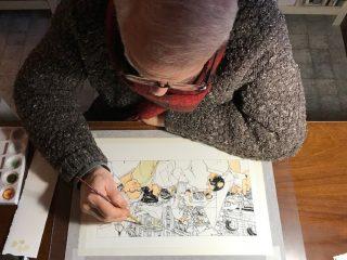Anteprima Art Night: Le circostanze. I romanzi disegnati di Vittorio Giardino