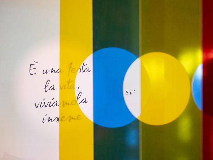 Cappelli Identity Design firma l'Italian Pavilion della Biennale Cinema 2020