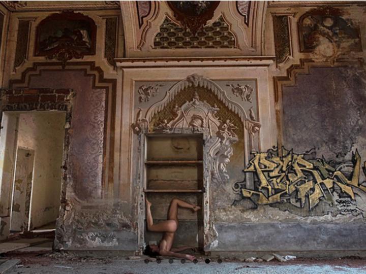 """""""Metamorfosi dell'abbandono"""" di Ivan Manzone e Livio Ninni, a cura di Francesca Interlenghi"""