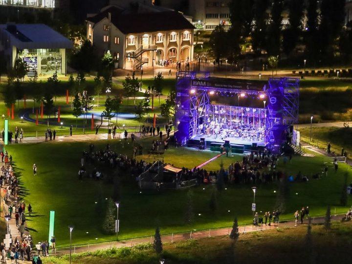 Back to the City Concert, il concerto gratuito al parco BAM – Biblioteca degli Alberi Milano