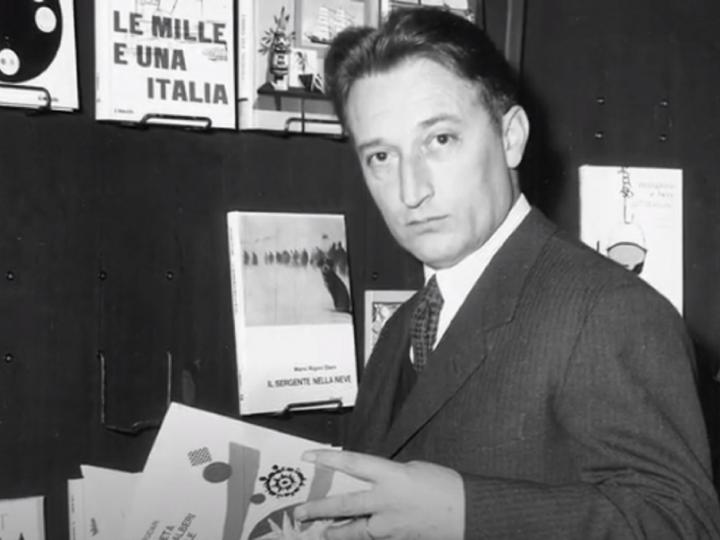 Un filmato inedito di Gianni Rodari per Archivio Aperto 2020