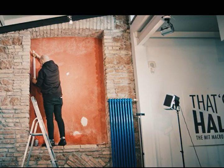 La Street Art Indoor di Marco Rèa da That's Hall: il video della performance