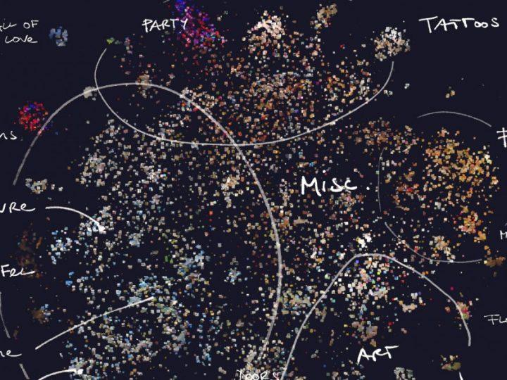 Big data da respirare: Moritz Stefaner per le Zukunftsfragen del Goethe-Institut