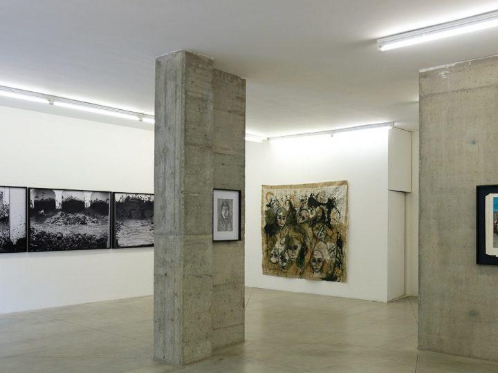 Prometeo Gallery Ida Pisani presenta STAND N. 1 CORRIDOIO VENTURA