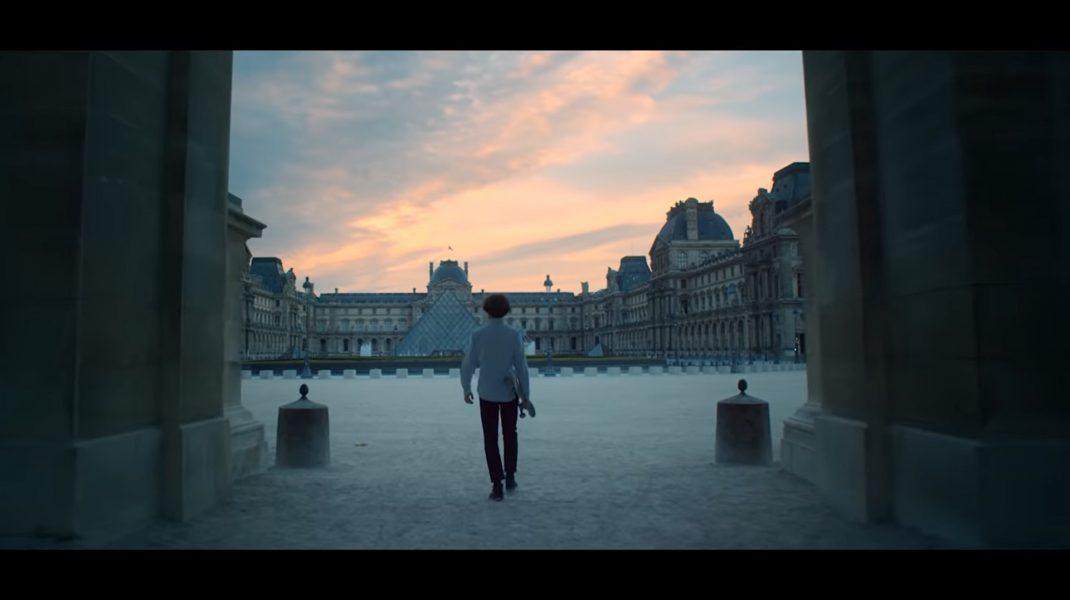 Museum: una storia d'amore su skateboard, tra i monumenti di Parigi