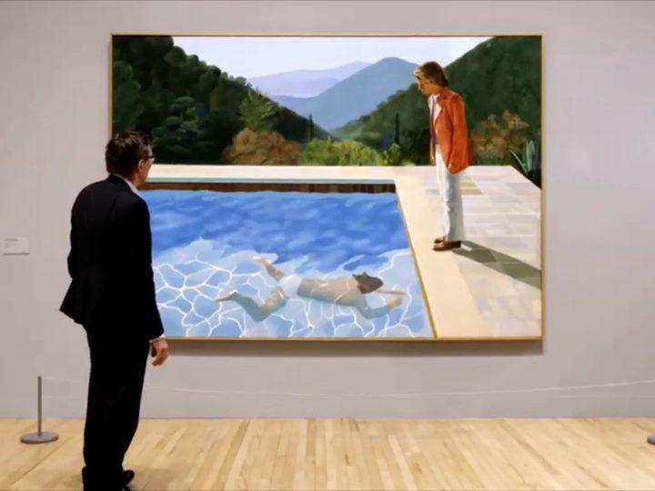 Art Night del 5 febbraio: da David Hockney alla Pop Art in Italia