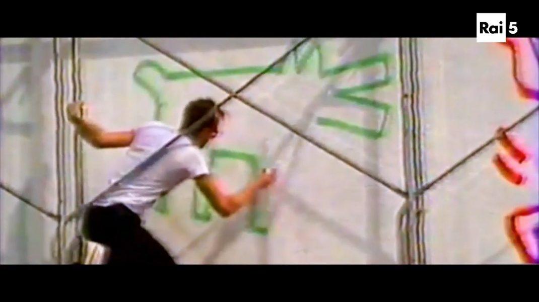 Art Night del 19 febbraio: su Rai 5, Keith Haring e la street art