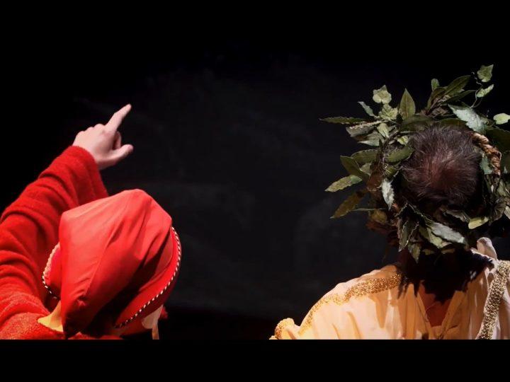 Dante, per nostra fortuna: il cortometraggio di MassimilianoFinazzerFlory
