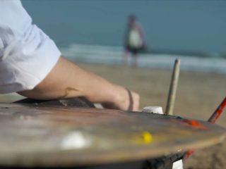 Art Night del 9 aprile: Dipingere il mare. Due doc su Sorolla e Guccione