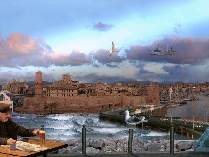 52vids x Ibrida #24. Silvia De Gennaro, Travel Notebooks: Marseille, France