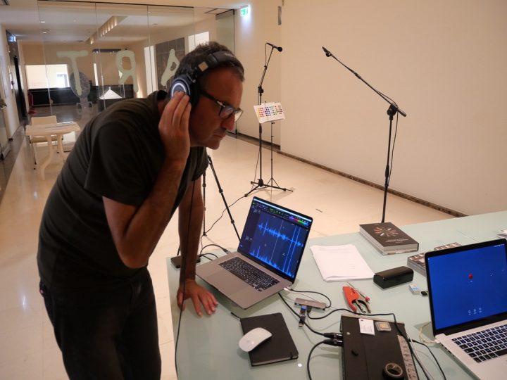 Taranto Voices: intervista all'artista e musicista Piero Mottola
