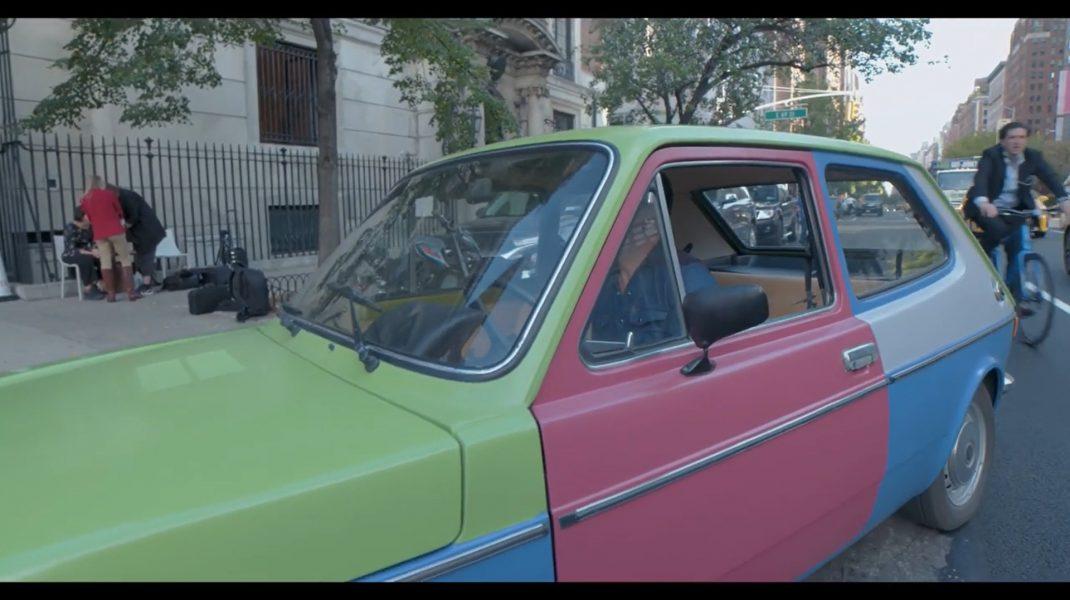 New York Drive: la 127 di Cristian Chironi si ferma da Magazzino Italian Art