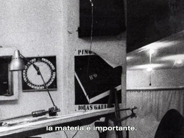 Pino, il film di Walter Fasano dedicato a Pino Pascali